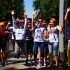 Pielgrzymi z Kolumbii oczekują w Lubawie na spotkanie z Papieżem