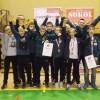 Międzywojewódzkich Mistrzostwach młodzików w zapasach w stylu wolnym w Kętrzynie