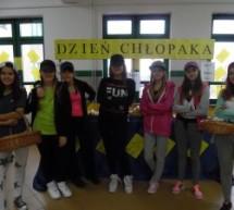 Obchody Dnia Chłopaka w Gimnazjum w Lubawie