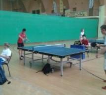 Drużynowy Turniej w Tenisie Stołowym Dziewcząt i Chłopców