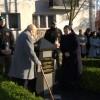 Odsłonięcie obelisku pamięci Siostry Antoniny Schneider