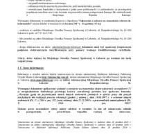 Nabór – referent ds. informatyki w MOPS