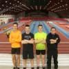 Lubawscy lekkoatleci w Ośrodku Przygotowań Olimpijskich w Spale