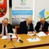 Umowa na dofinansowanie ścieżki dydaktycznej wokół murów – podpisana!