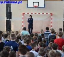 Bezpieczne ferie- spotkanie z policjantem