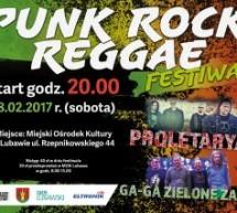 PUNK ROCK REGGAE FESTIWAL