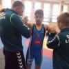 Mistrzostwa Województwa juniorów i kadetów oraz Turniej młodzików w zapasach w stylu klasycznym