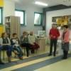 Spotkanie z Jolantą Okuniewską w Gimnazjum
