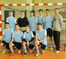 Mistrzostwa Województwa WMZLZS w Halowej Piłce Nożnej Szkół Gimnazjalnych 2017r.