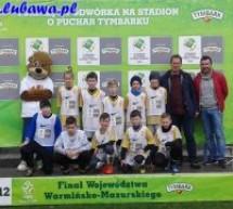 """LUKS Kopernik Lubawa w XVII Turnieju """" Z Podwórka na Stadion o Puchar Tymbarku"""""""