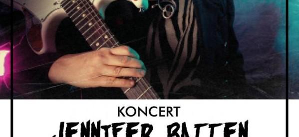 Koncert Jennifer Batten w Lubawie