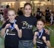 Sukcesy młodych kickboxerów