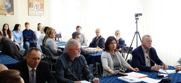 XXX zwyczajna sesja Rady Miasta Lubawa