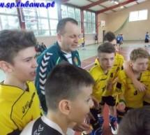 Finałowy turniej województwa w mini piłce ręcznej chłopców szkół podstawowych
