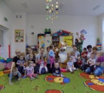 Zajączek w Akademii Maluszka