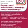 Spotkanie informacyjne dotyczące zasad Lubawskiego Budżetu Obywatelskiego