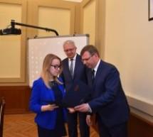 XXIII sesja Sejmu Dzieci i Młodzieży w Warszawie z udziałem uczniów z Gimnazjum w Lubawie
