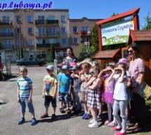 Uroczyste otwarcie Słonecznej Czytelni w Szkole Podstawowej w Lubawie