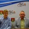Mateusz Rytlewski – młodzieżowym burmistrzem miasta