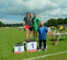 Finał Wojewódzki Warmińsko- Mazurskiego Szkolnego Związku Sportowego w Lekkiej Atletyce Szkół Gimnazjalnych
