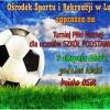 Turniej piłki nożnej dla uczniów szkół podstawowych