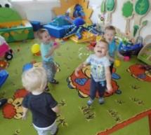 Kreatywne zabawy maluchów