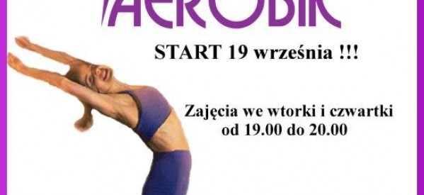 OSiR zaprasza na aerobik