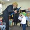 Pasowanie na przedszkolaka Żółwików