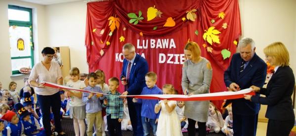 Otwarcie oddziałów przedszkolnych