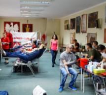 Ostatnia akcja poboru krwi w tym roku