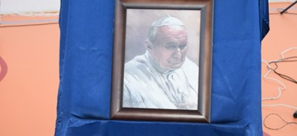 Dzień Papieski w Szkole Podstawowej
