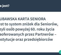 Lubawska Karta Seniora