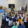 Lekcja historii w Przedszkolu Miejskim