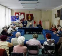 Spotkanie organizacyjne Stowarzyszenia Polskich Dzieci Wojny 1939 -1945