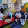 Maluszki rozwijają zmysły