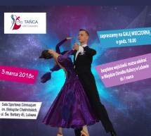 I Ogólnopolski Turniej Tańca Towarzyskiego o Puchar Burmistrza Lubawy