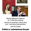 Spotkanie z prof. Andrzejem Radzimińskim