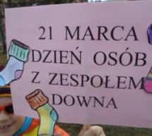 """Witamy wiosnę akcją """"Dzień Kolorowej Skarpety"""""""
