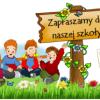 Nabór uczniów do klas I w Szkole Podstawowej im. Mikołaja Kopernika