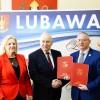 Historyczna chwila i kilkanaście milionów złotych dla Lubawy