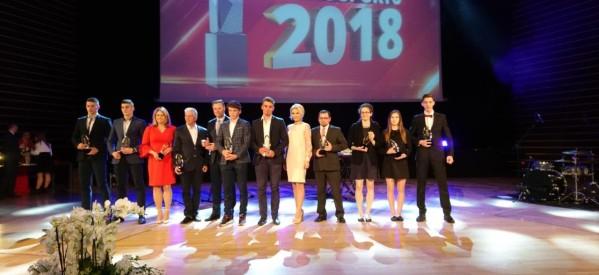Lubawa wyróżniona na Gali Sportu Warmii i Mazur 2018