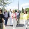 Delegacja z Belgii poznała Lubawę