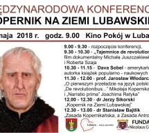 """Międzynarodowa Konferencja """"Kopernik na Ziemi Lubawskiej"""""""