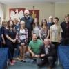 Tomasz Majewski spotkał się z młodzieżą