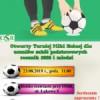Otwarty Turniej Piłki Nożnej dla szkół podstawowych – rocznik 2005 i młodsi