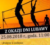Otwarty Turniej Plażowej Piłki Siatkowej