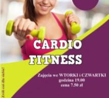 Zapraszamy na cardio fitness