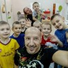 Zajęcia z kickboxingu w Przedszkolu Miejskim