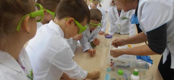 Kreatywne ferie w Przedszkolu Miejskim