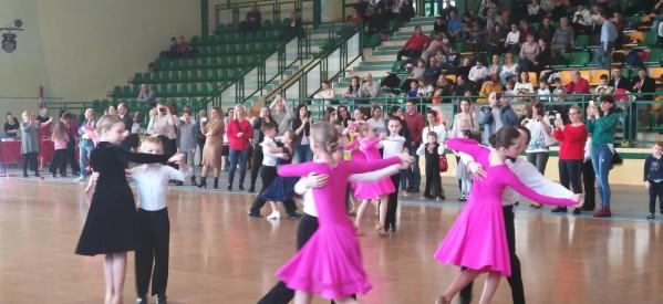 Turniej Tańca Towarzyskiego o Puchar Burmistrza Lubawy